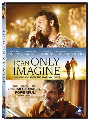 I Can Only Imagine DVD Solo Puedo Imaginarme Pelicula ...